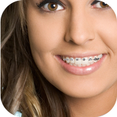 Braces Teeth Booth icon