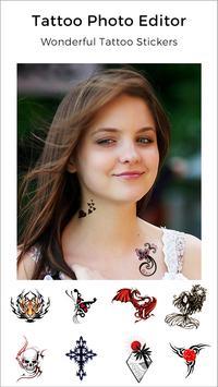 Tattoo Camera poster