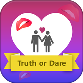 Truth and Dare Dirty Game for Couple icon