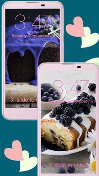Cake Wallpaper HD apk screenshot