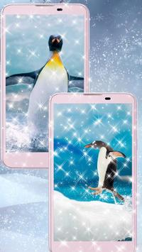 Penguin Wallpaper HD apk screenshot