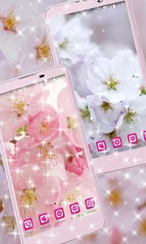 Blossom Sakura Wallpaper HD apk screenshot