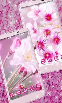 Blossom Sakura Wallpaper HD poster