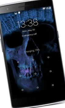 Skull Wallpaper HD background apk screenshot