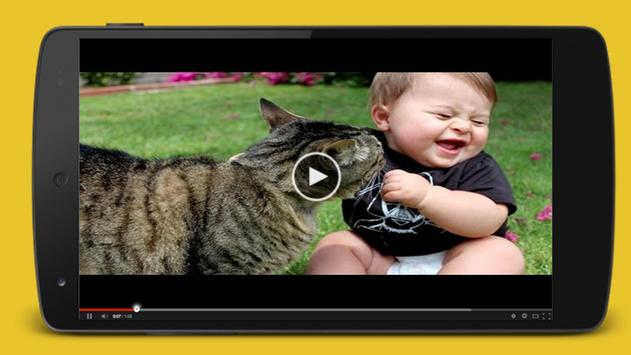Funny Baby Videos-Watch&Share poster