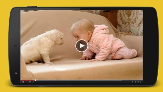 Funny Baby Videos-Watch&Share screenshot 1