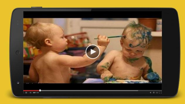 Funny Baby Videos-Watch&Share screenshot 2