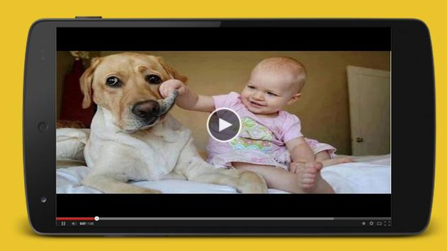 Funny Baby Videos-Watch&Share screenshot 4