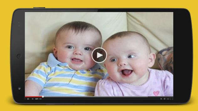 Funny Baby Videos-Watch&Share screenshot 5