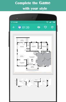 3D Small Home Plan Ideas screenshot 4
