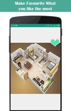 3D Small Home Plan Ideas screenshot 1