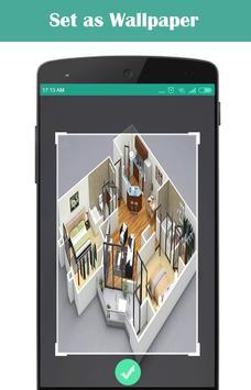 3D Small Home Plan Ideas screenshot 2