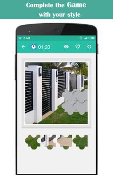 Fence Home Ideas screenshot 3