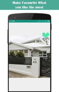 Fence Home Ideas poster