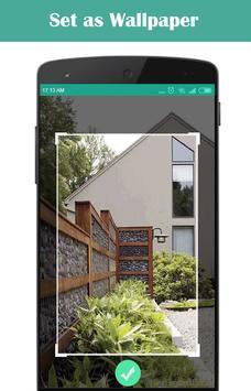 Fence Home Ideas screenshot 1