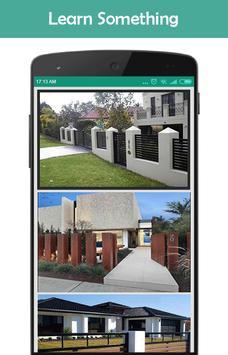 Fence Home Ideas screenshot 2