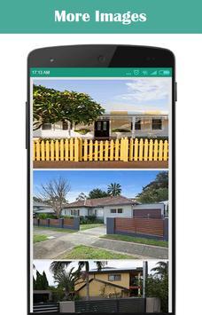 Fence Home Ideas screenshot 4