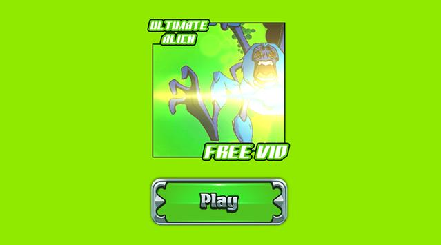 Power Ultimate Alien Bentenvid Spidermonkey Power apk screenshot