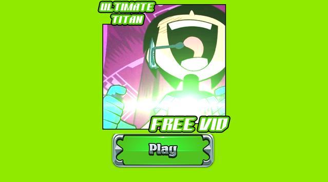 Amazing Teen Special Titan Robin Go Rage Animated apk screenshot