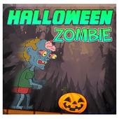 Halloween Zombie Adventure icon