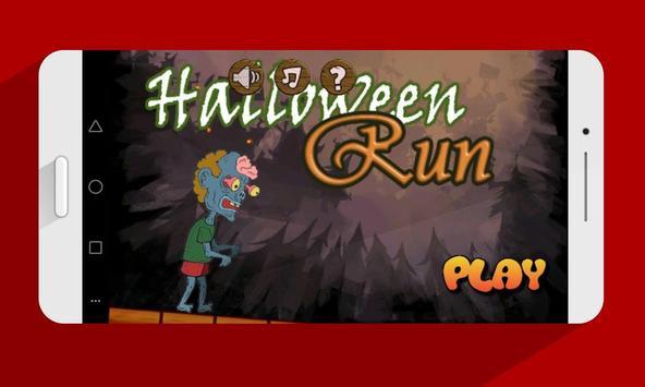 Halloween Zombie Adventure poster