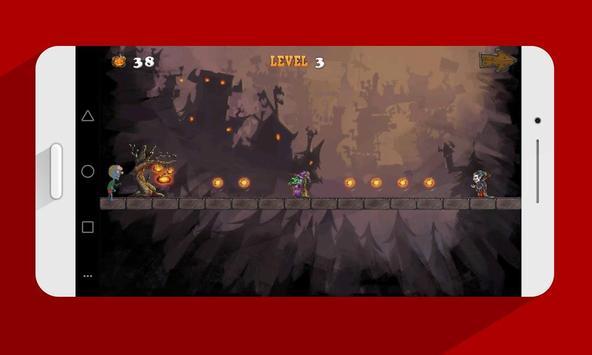 Halloween Zombie Adventure apk screenshot
