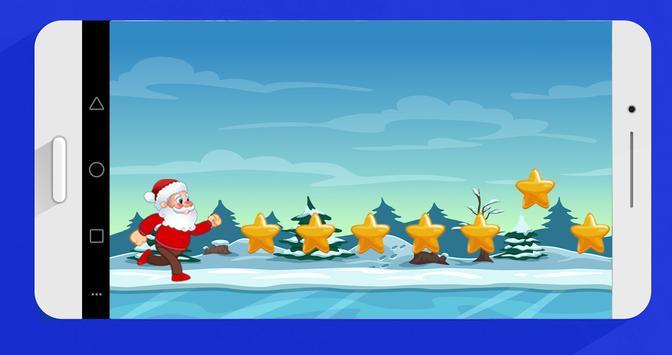Santa Runner Adventure apk screenshot