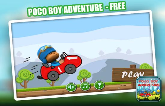 Poco Boy Adventure apk screenshot