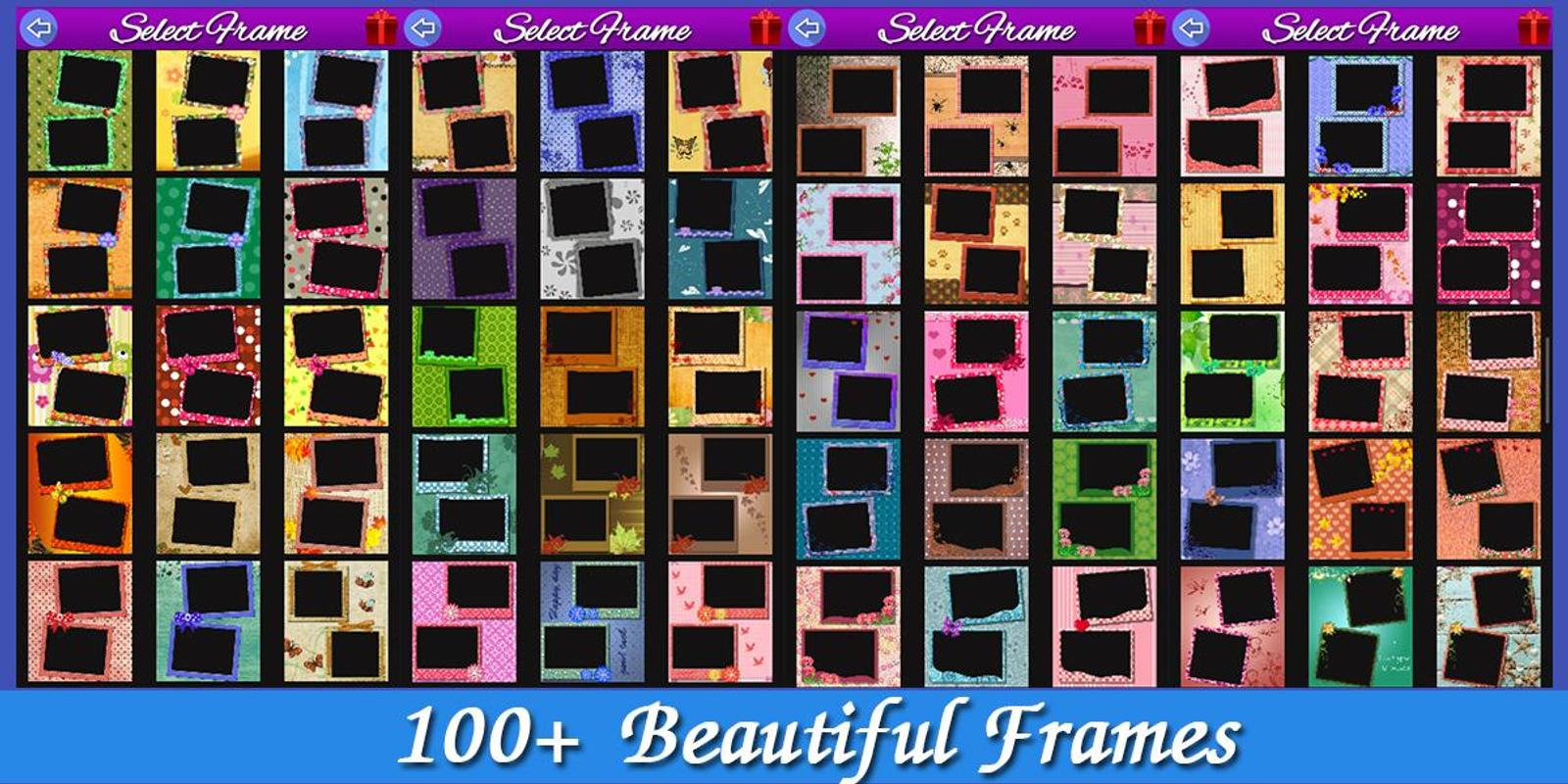 Grid Frame Collage APK Download - Free Photography APP for Android ...
