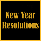 New Year Resolutions icon