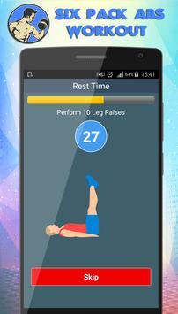 Abs Workout apk screenshot
