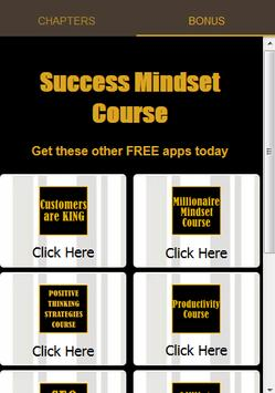 Success Mindset Course screenshot 1