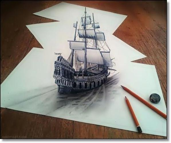 Amazing Art Drawing 3d Ideas For Android Apk Download