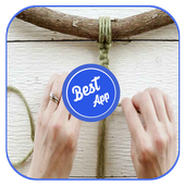 Knot Macrame Tutorial for Beginners icon