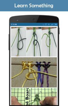 Knot Macrame Tutorial for Beginners screenshot 2