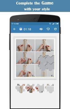 Knot Macrame Tutorial for Beginners screenshot 3