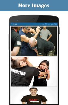 KRAV MAGA Effective Self Defense screenshot 4