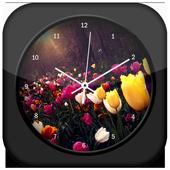 Garden Clock Live Wallpaper icon