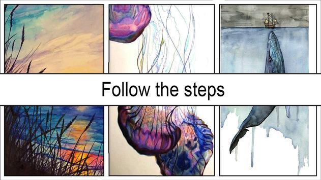 Best Watercolor Painting Ideas screenshot 4