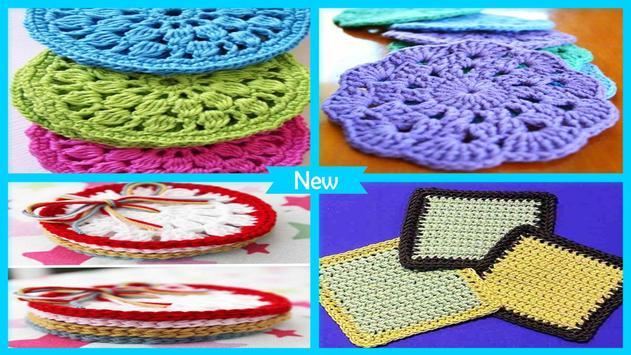 Fácil Crochet Patrones Coaster for Android - APK Download