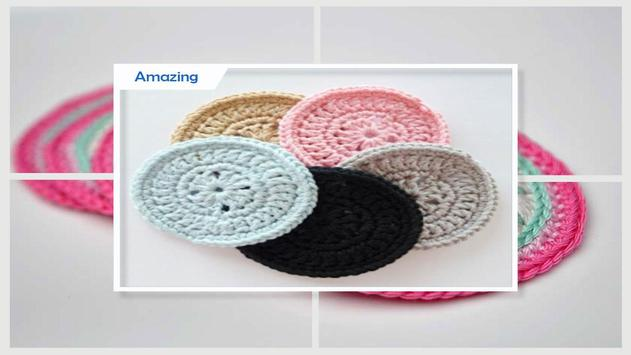 Easy Crochet Coaster Patterns For Android Apk Download