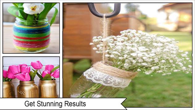 Easy Diy Mason Jar Flower Vase For Teachers Day Apk Download Free