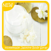 Homemade Jasmine Body Spray icon