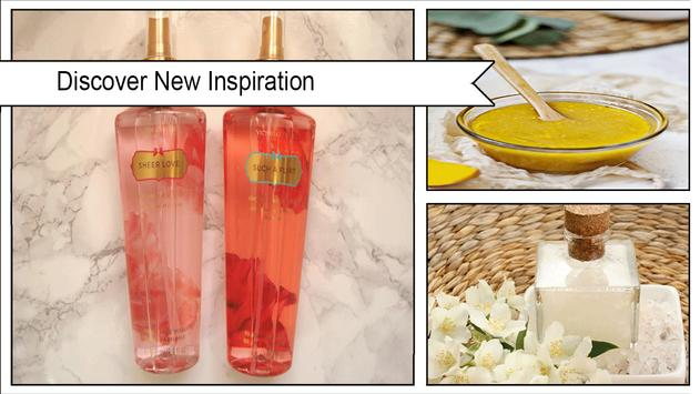 Homemade Jasmine Body Spray apk screenshot