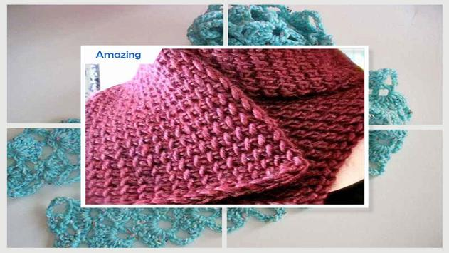 Simple Crochet Scarf Patterns Apk Download Free Personalization