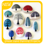 Simple Hand Painting Projects icon
