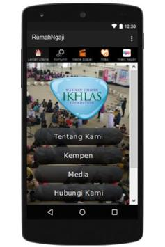 RumahNgaji apk screenshot