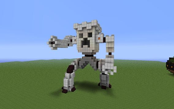 Magic Robots of Minecraft screenshot 1