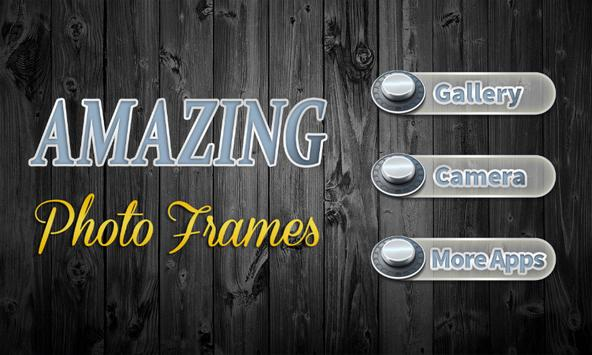 Amazing Photo Frames apk screenshot