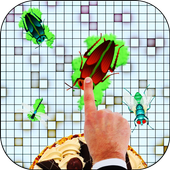 Crusher Insects game icon